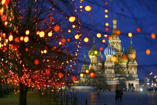 Natale a Mosca (7 gennaio) dans immagini natale-mosca-cremlino